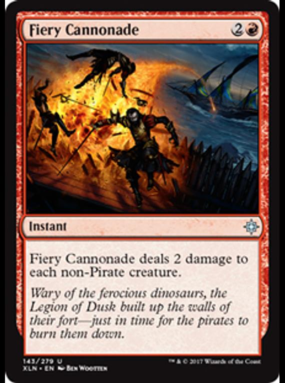 Fiery Cannonade - XLN
