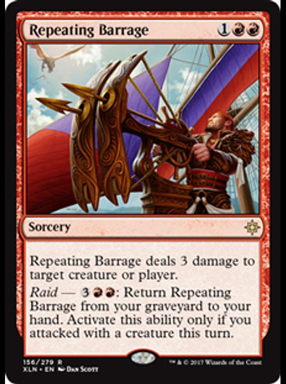 Repeating Barrage - XLN