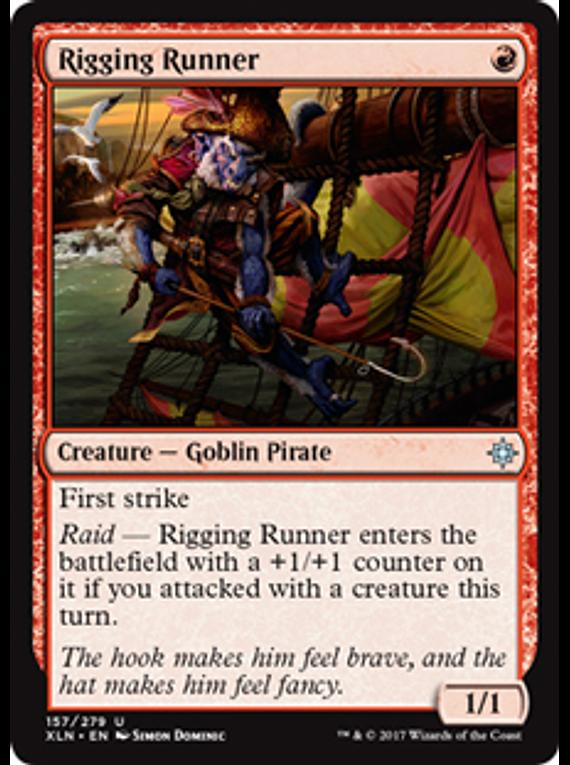 Rigging Runner - XLN