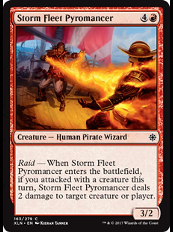 Storm Fleet Pyromancer - XLN - C