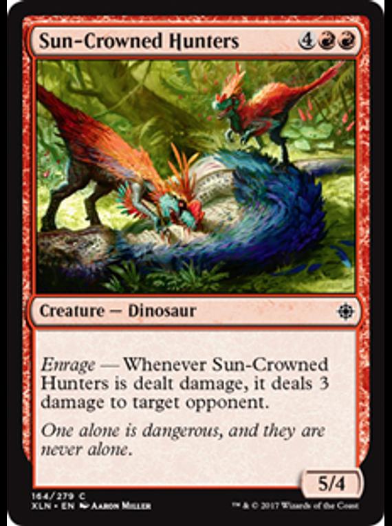 Sun-Crowned Hunters - XLN - C