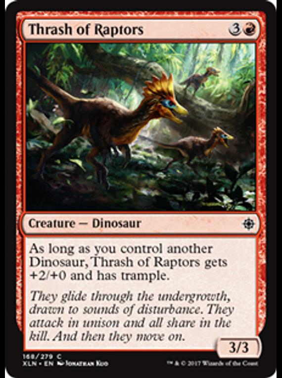 Thrash of Raptors - XLN - C