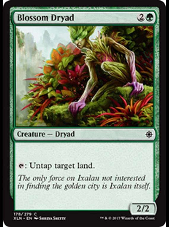 Blossom Dryad - XLN - C