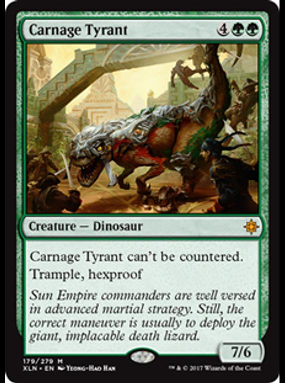 Carnage Tyrant - XLN