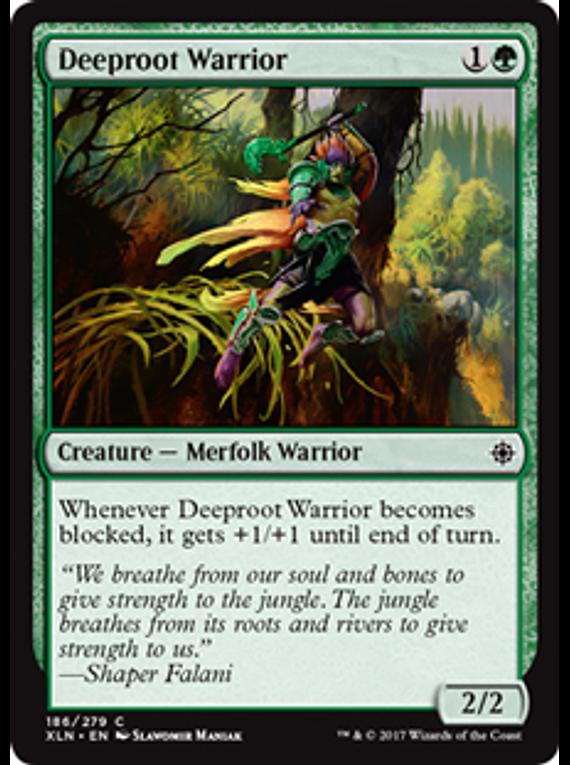 Deeproot Warrior - XLN - C