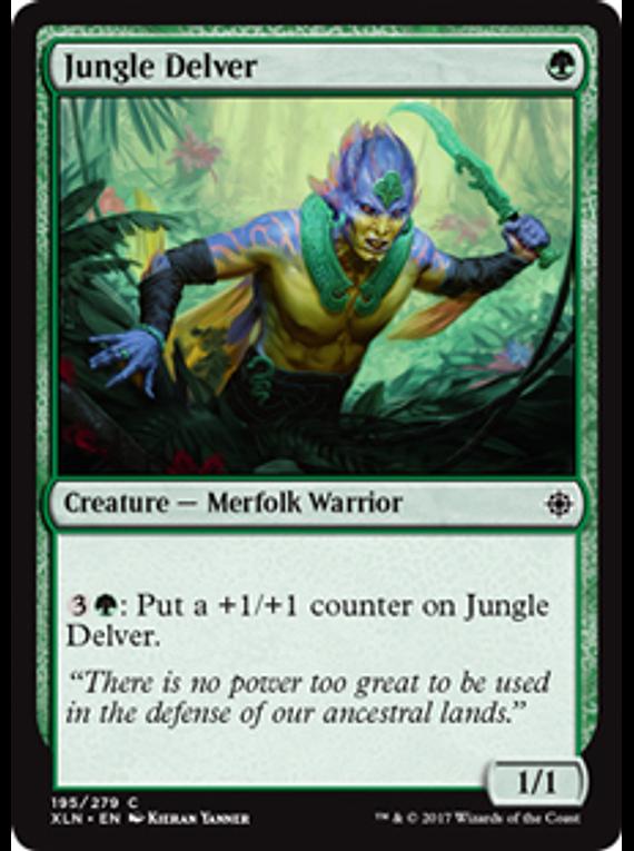 Jungle Delver - XLN - C