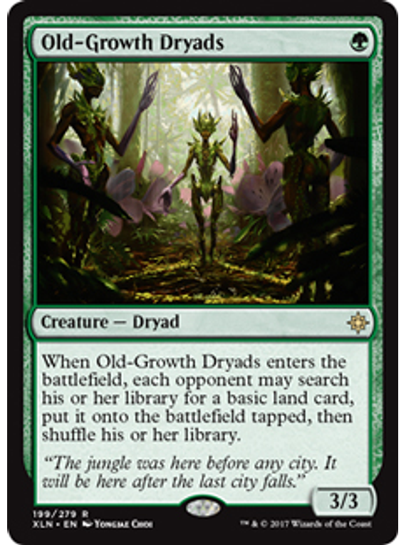 Old-Growth Dryads - XLN