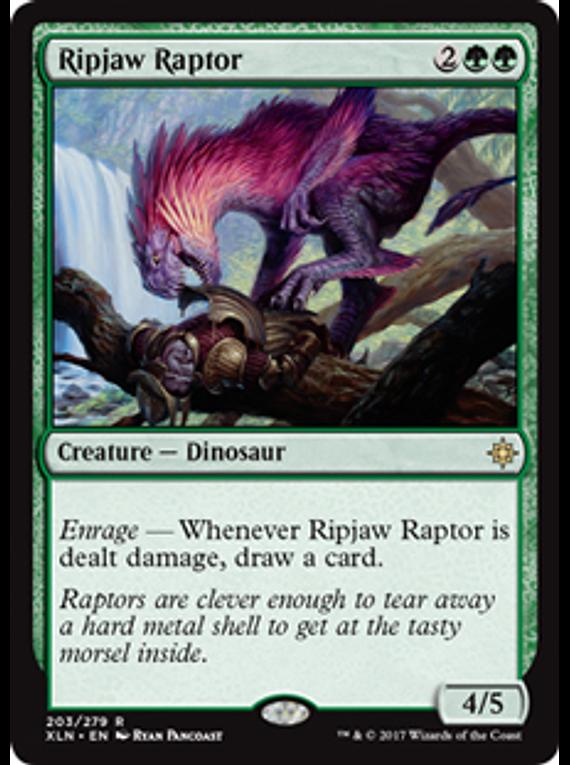 Ripjaw Raptor - XLN