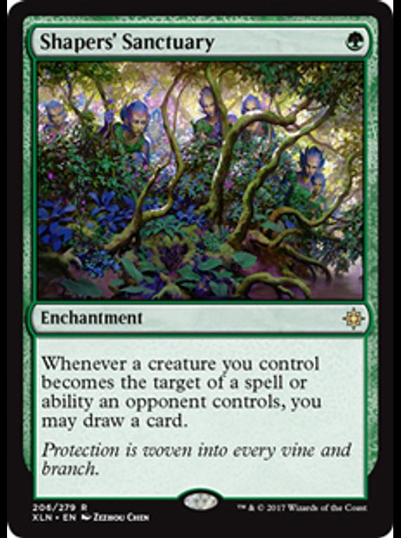 Shaper's Sanctuary - XLN