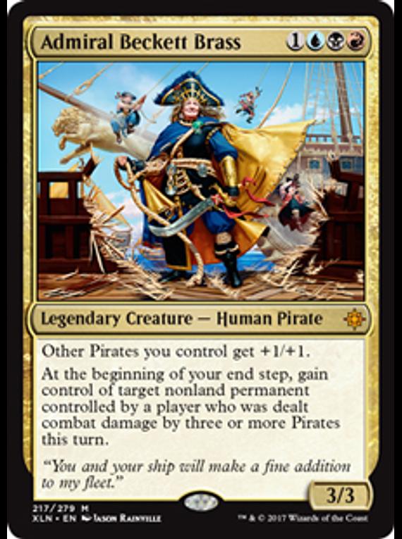 Admiral Beckett Brass - XLN