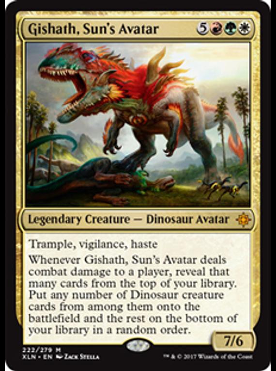 Gishath Sun's Avatar - XLN
