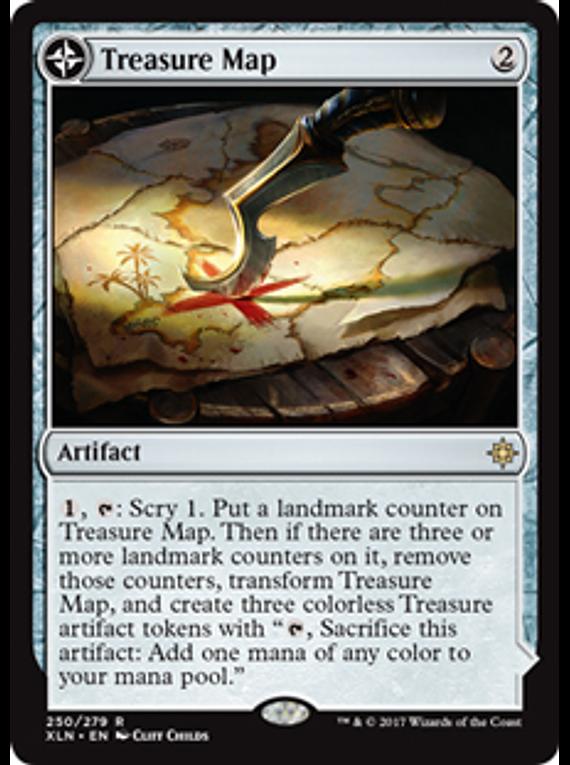 Treasure Map / Trasure Cove - XLN