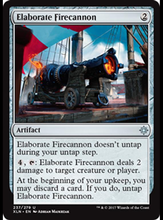 Elaborate Firecannon - XLN