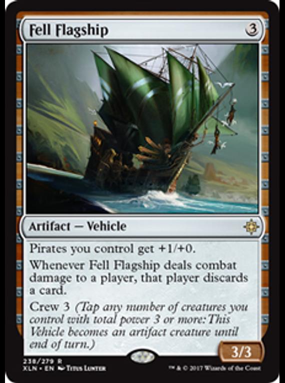 Fell Flagship - XLN