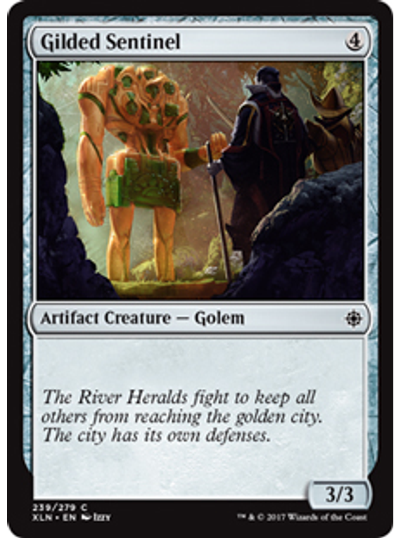 Gilded Sentinel - XLN