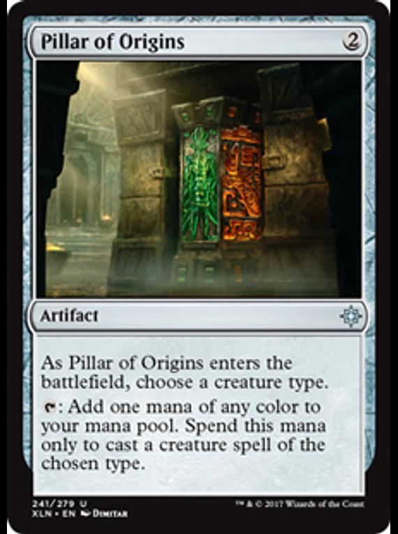 Pillar of Origins - XLN