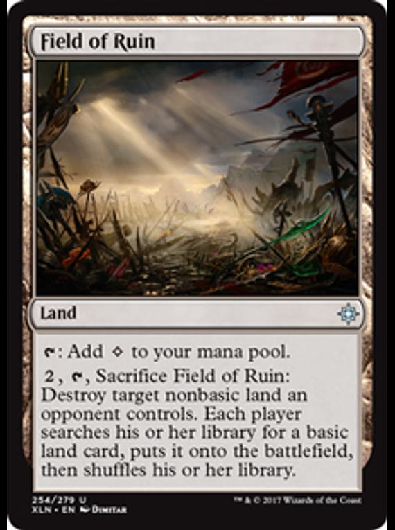 Field of Ruin - XLN