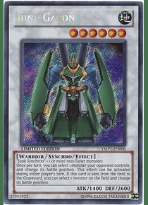 Junk Gardna - YMP1-EN006 - Secret Rare