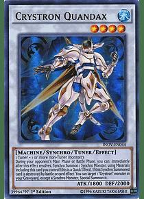 Crystron Quandax - INOV-EN044 - Ultra Rare
