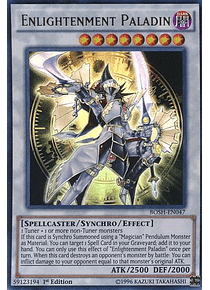 Enlightenment Paladin - BOSH-EN047 - Ultra Rare (español)