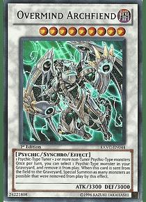 Overmind Archfiend - EXVC-EN044 - Ultra Rare