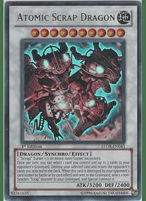 Atomic Scrap Dragon - STOR-EN043 - Ultra Rare