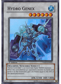 Hydro Genex - TSHD-EN095 - Super Rare