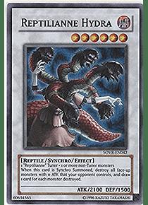 Reptilianne Hydra - SOVR-EN042 - Super Rare