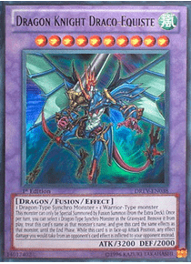 Dragon Knight Draco-Equiste - DREV-EN038 - Ultra Rare