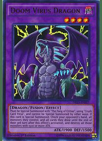 Doom Virus Dragon - DRL3-EN057 - Ultra Rare