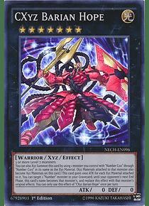 CXyz Barian Hope - NECH-EN096 - Super Rare