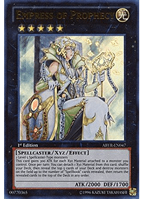 Empress of Prophecy - ABYR-EN047 - Ultra Rare