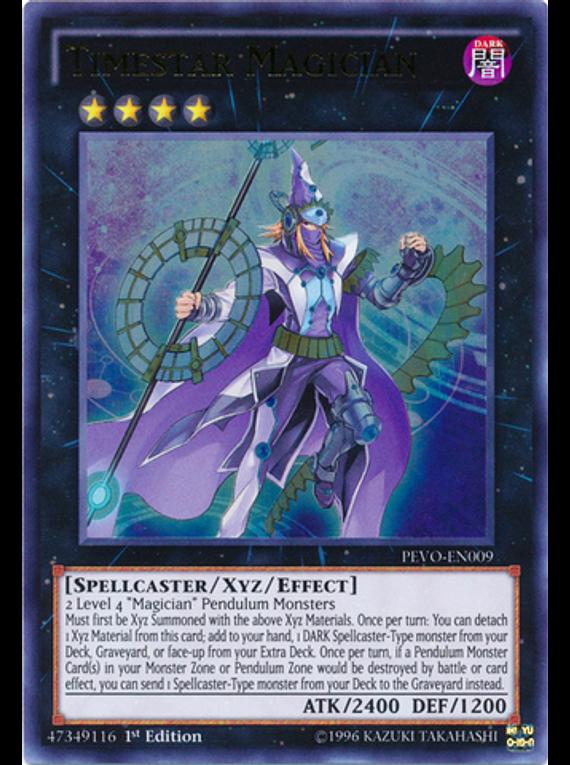 Timestar Magician - PEVO-EN009 - Ultra Rare