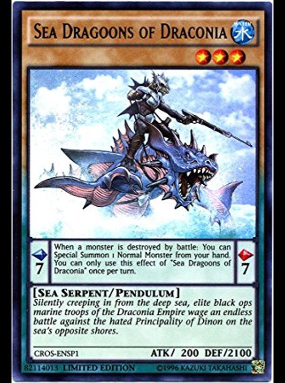 Sea Dragons of Draconia- CROS-ENSP1- Ultra Rare Limited