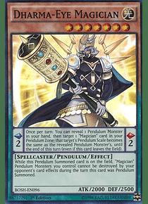Dharma-Eye Magician - BOSH-EN096 - Super Rare