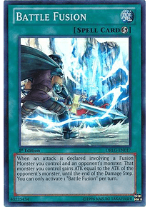 Battle Fusion - DRLG-EN017 - Super Rare