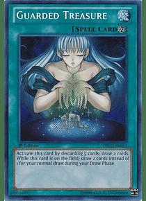Guarded Treasure - DRLG-EN013 - Secret Rare