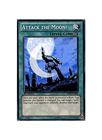 Attack the Moon! - ABYR-EN089 - Super Rare