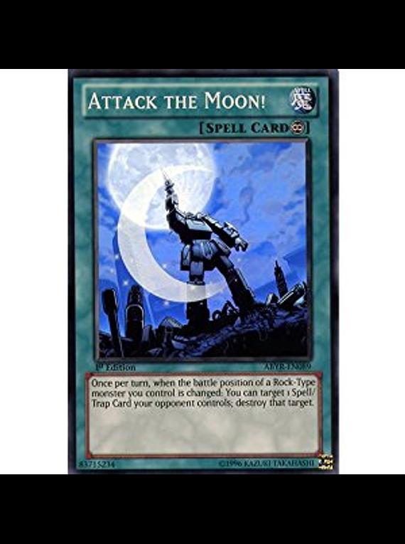 Attack the Moon! - ABYR-EN089 - Super Rare