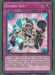 Guard Go! - WSUP-EN029 - Super Rare
