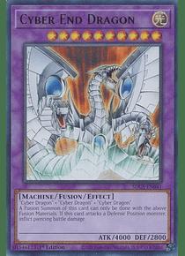 Cyber End Dragon - SDCS-EN041 - Ultra Rare