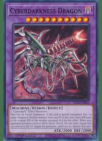 Cyberdarkness Dragon - SDCS-EN043 - Common