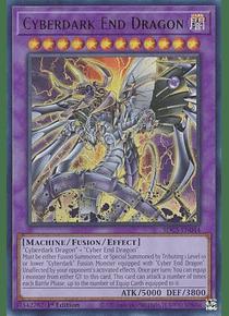Cyberdark End Dragon - SDCS-EN044 - Ultra Rare