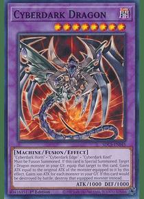 Cyberdark Dragon - SDCS-EN045 - Common