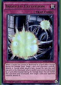 Induced Explosion - MVP1-EN009 - Ultra Rare