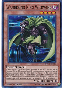 Wandering King Wildwind - DUSA-EN016 - Ultra Rare