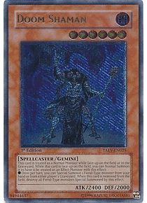 Ultimate Rare - Doom Shaman - TAEV-EN025