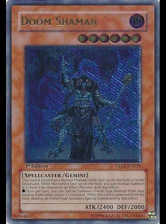 Ultimate Rare - Doom Shaman - TAEV-EN025