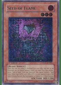 Ultimate Rare - Seed of Flame - CSOC-EN081