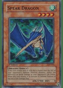 Spear Dragon - LOD-035 - Super Rare